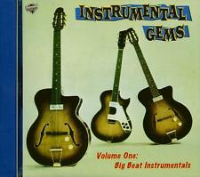 INSTRUMENTAL GEMS Vol.1 BIG BEAT - V/A (NEW & SEALED) Blues CD Rare David Ede
