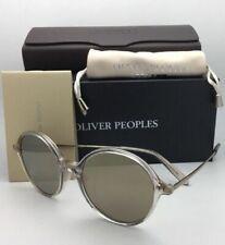 Black Oliver Peoples Fairmont 5219 49 1005 Eyeglasses