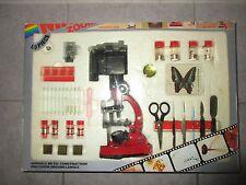 Tasco 1985 5-Way Microscope Kit 50X-1200X Zoom