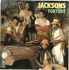 JACKSONS, THE  (Torture)  Epic 34-04575 = PICTURE SLEEVE ONLY!!!