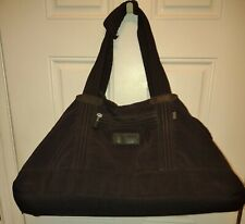 Black HEDGREN Duffle Bag