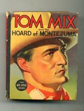 Tom Mix and the Hoard of Montezuma    Big Little Book    1937