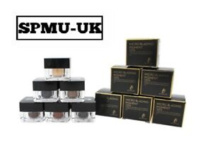 Microblading PIGMENT - Thick Creamy Ink for permanent Make up Tattoo - Biomaser