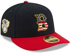 BOSTON RED SOX MLB New Era 59FIFTY STAR & STRIPES Baseball Hat Fitted 7 1/4""