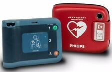 Philips Heartstart FRx AED HS1 Onsite Great Condition 2023 Battery 2022 Pads
