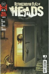 REFRIGERATOR FULL OF HEADS # 1 COVER A DC COMIC NM BLACK LABEL [C5]