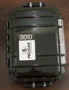Pelican i1010 Waterproof Case Black Apple iPod Classic Shuffle Nano Tough Robust