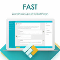 ⭐ FAST 🥇 Best Support Ticket 💻 WordPress Plugin 🚀 Instant Delivery