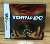 Tornado (Nintendo DS, 2004) Comes In Box With Manuals