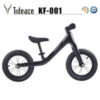 2018 New Arrivals 12 Inch Full Carbon Children Balance Bike Kids Push Bicycle