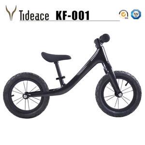 T800 Carbon Balance Children Bicycle Kid Push Bike 3K Glossy/Matte 12inch Bike