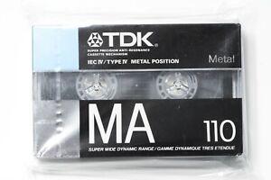TDK MA 110, sealed