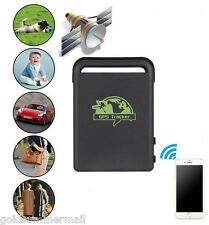 TK102B GSM SMS GPRS Car GPS Tracker Vehicle Tracking Locator Alarm System