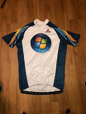 Hincapie Microsoft Cycling Jersey Mens Medium