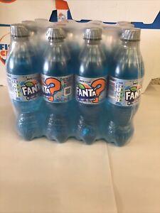 Fanta Zero What The Fanta Mystery Flavour 500ml X 12 Blue Fanta