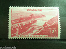 FRANCE 1948, timbre 817, BARRAGE DE GENISSIAT, neuf**, VF MNH STAMP
