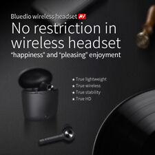 Bluedio Hi Wireless Bluetooth Earphone For Phone Stereo Sport Earbuds Headset *