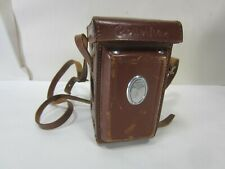 Vintage Rolleiflex Leather Camera Case/Cover- Needs Repaired