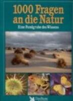 1000 Fragen an die Natur von Durward L. Allen (gebundene Ausgabe)