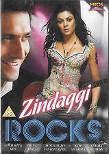 ZINDAGGI ROCKS - SHINEY AHUJA - SUSHMITA SEN - NEW BOLLYWOOD DVD