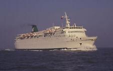 SLXV317 - Irish Ferry - Saint Killian II - Colour Slide