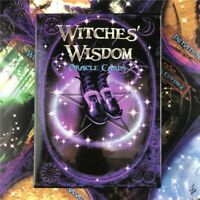 Witches Wisdom Tarot of Deck Games 47 Cards Divination English.