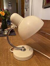 """Kaiser Idell model 6722 T ~  """"Baby Dell""""  ~Bauhaus ~Desk Lamp ~w"""