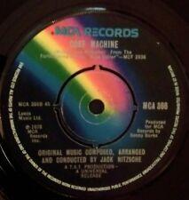 "BEEFHEART / Jack Nitzsche: ""Hard Workin' Man"" [Blue Collar film] MCA 366 '78 UK"