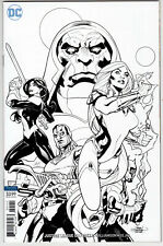 Justice League Odyssey #1 NM 9.4 Terry Dodson 1:50 Variant!