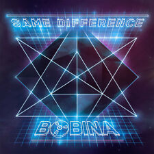 Bobina : Same Difference CD (2013) ***NEW***