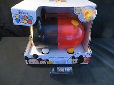 Mickey Mouse Stack N Display Disney Tsum tsum vinyl carrying case bonus figure