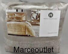 Hotel Collection Burnish Full / Queen Duvet Cover Bronze