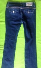 VO Virgin Only Straight Blue Jeans Sz: 27