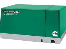 Cummins Onan 5.5 HGJ-AB/ 901 RV Gasoline Generator Set RV QG 5500