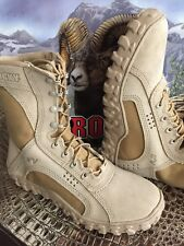 Rocky S2V Desert Tan Tactical Military Combat Boots  model 105  size 10.5 M  NEW