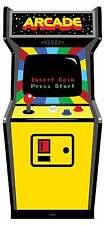 1980 S Vidéo Couleur Jeu D'arcade Lifesize Cardboard Découpe/Standup/Voyageur debout