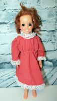 """Vintage 1968 17"""" Crissy Doll by ideal"""