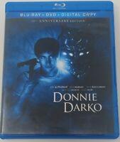 Donnie Darko 10th Anniversary Edition Blu-ray DVD Missing Disc 3