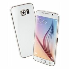 White Fitted Case for Samsung Galaxy S6
