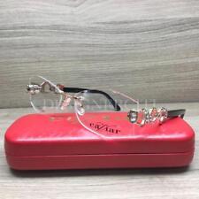 Caviar M2363 2363 Eyeglasses Gold Black Swarovski Crystals C21 Authentic 54mm