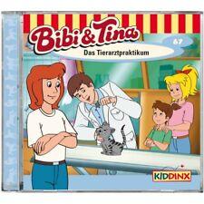 CD * BIBI & TINA - HÖRSPIEL 67 - DAS TIERARZTPRAKTIKUM # NEU OVP KX
