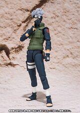 S.H.Figuarts Naruto Shippuden Hatake Kakashi Action Figure Toy Doll Xmas Gift