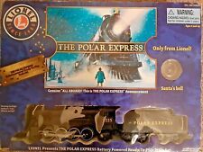 Lionel The Polar Express Battery Powered Train Set 7-11824 Tested Video Below