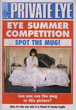 PRIVATE EYE 1086 - 8 - 21 Aug -2003 - Cherie Blair - EYE SUMMER COMPETITION