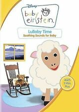 DISNEY'S BABY EINSTEIN - Lullaby Time (Soothing Sounds for Baby!) DVD 12