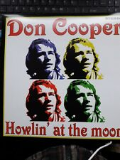 DON COOPER rare folk funk LP howlin at the moon RODRIGUEZ