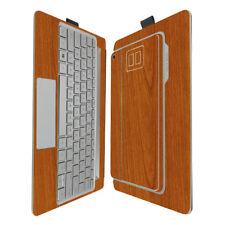 Skinomi Light Wood Skin & Screen Protector HP Envy 8 Note Tablet & Keyboard