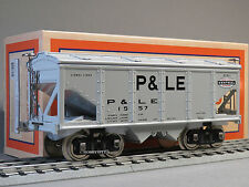 MTH LIONEL CORPORATION TINPLATE STANDARD GAUGE P&LE COVERED HOPPER tin 11-30210