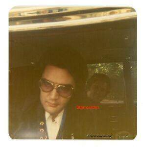 "ELVIS PRESLEY ~ Original Vintage Photo ~ 3.5"" X 3.5"" ~ ""A KODAK PAPER"" ~"