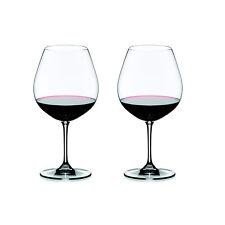 Riedel Vinum XL Pinot Noir (Burgundy Red) Glasses, Set of 2